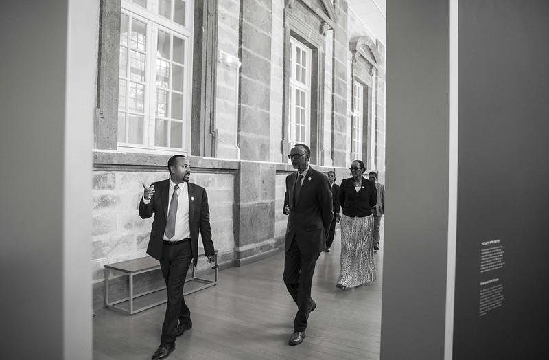 Paul Kagame, Flickr.