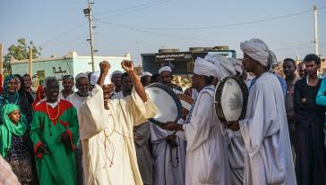 Nina R., Soudan, 25 mars 2016.